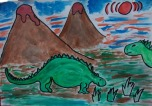 Pe planeta dinozaurilor