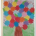 Pomul cu flori