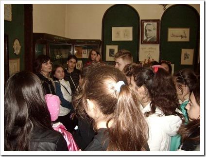 La muzeul Cezar Petrescu (1)