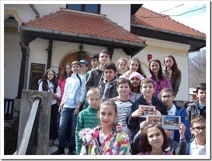 La muzeul Cezar Petrescu (5)